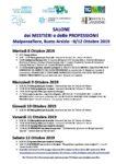 Programma salone mestieri 2019