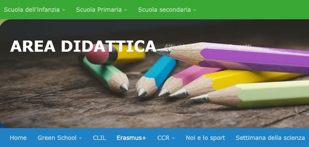 logo link Erasmus+ Progetti